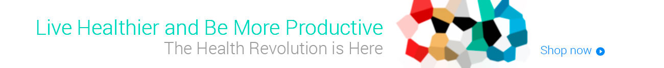 Live Healthier and Be More Productive